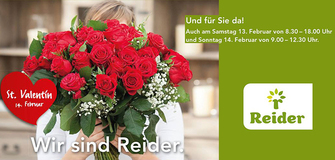 Valentinstag - Tag der Verliebten