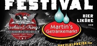 Alles fürs Alpen Flair Festival!!