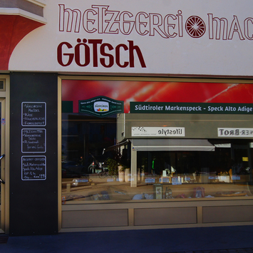 Metzgerei Götsch