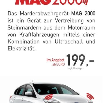 Marder Abwehr MAG2000