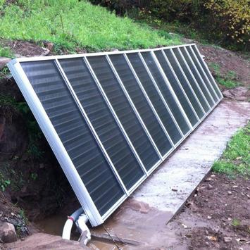 Solararanlage