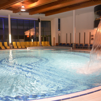 Cron4 piscina coperta Brunico