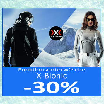 Intimo funzionale di X-Bionic -30%