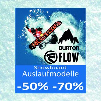 FUORI TUTTO! Fino -70% sugli ultimi modelli Snowboard!