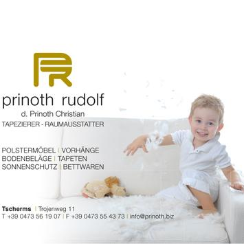 Prinoth Rudolf Tapezierer
