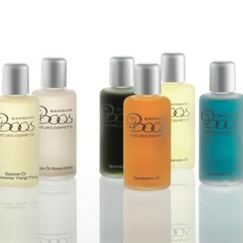 Nuovo: cosmetica naturale di Dr. Boos