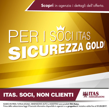 Subagenzia ITAS di Bolzano - Piazza Vittoria