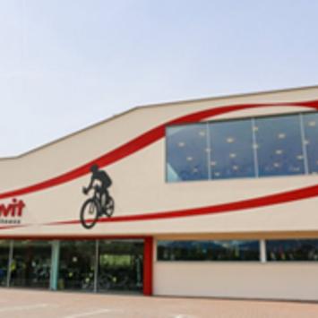 Sanvit Betriebsgebäude