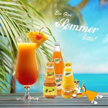 Sommer Getränk