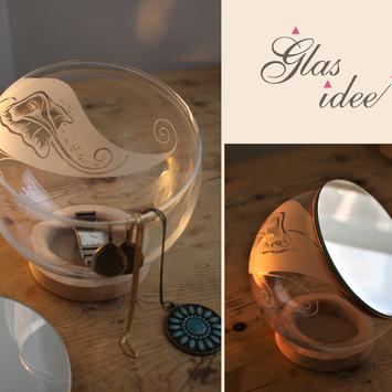 specchio per gioielli
