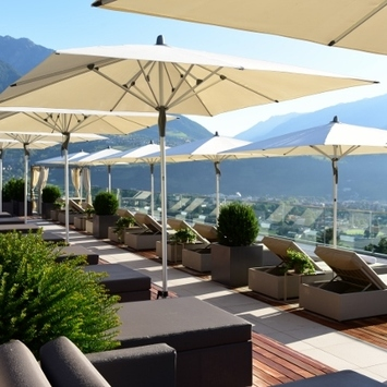Referenz Hotel Giardino in Marling