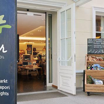 Genussmarkt Pur Südtirol Meran