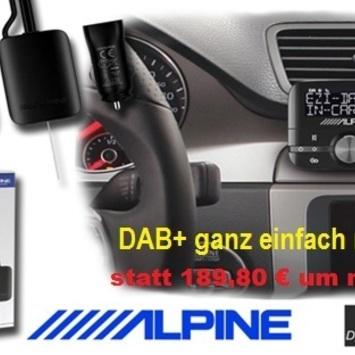DAB+ für dein Auto / einfach zum Nachrüsten