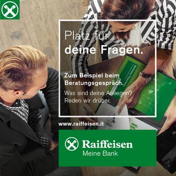 Raiffeisenkasse Schlern-Rosengarten