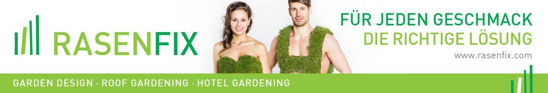 Rasenfix - Rollrasenverlegung & Gartengestaltung