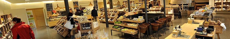 Mercato dei sapori Pur Südtirol Bolzano