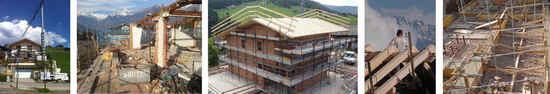 Impresa di costruzione REITERERbau Hafling