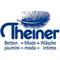 Theiner - casa del piumino, intimo e moda