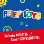 Pfiff Toys im Twenty