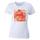 T-Shirt bianco con Capricorno e Sciliar ST.W.15.003