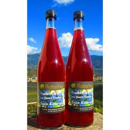 Succo d'uva 0,75L