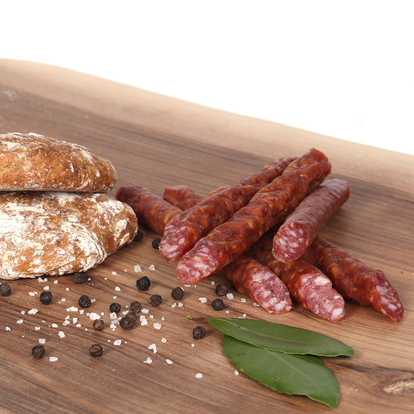 Salamini di carne suina