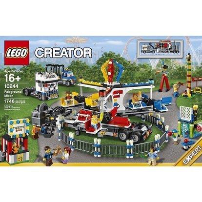 LEGO Creator 10244 - Giostra Del Luna Park
