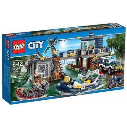 LEGO 60069 City - Polizeiwache im Sumpf