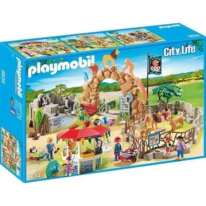 PLAYMOBIL 6634 - Il Grande Zoo