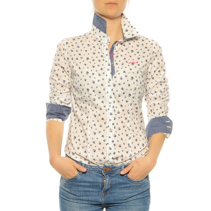 Camicia cuori